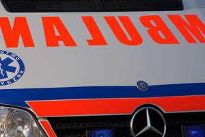 20-latek potrącił na pasach 66-latka. Ten zmarł w szpitalu