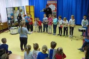 Spotkanie z prawdziwą orkiestrą w Przedszkolu Miejskim