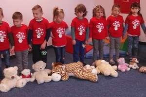 Dzień Pluszowego Misia w szkole w Tereszewie