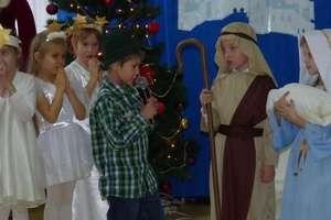 """Widowisko bożonarodzeniowe """"Jezus malusieńki"""" w Przedszkolu Miejskim"""
