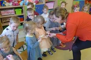 Wigilijne spotkania w Przedszkolu Miejskim