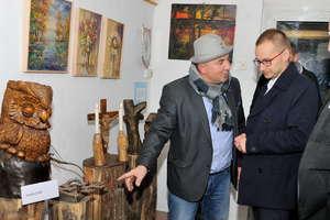 Artyści ze Stowarzyszenia Ist-art podsumowali sezon organizując wystawę