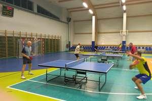 Jedenaście drużyn zagra w amatorskiej lidze tenisa stołowego. Początek już 7 stycznia