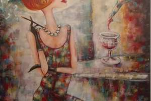Kobieca wystawa w Krasickim