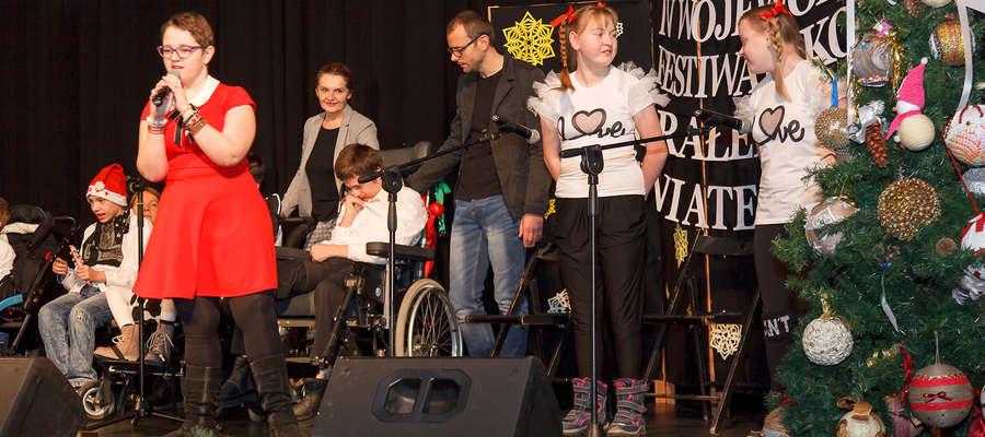 Niepełnosprawni mieli okazję pokazać swoje zdolności