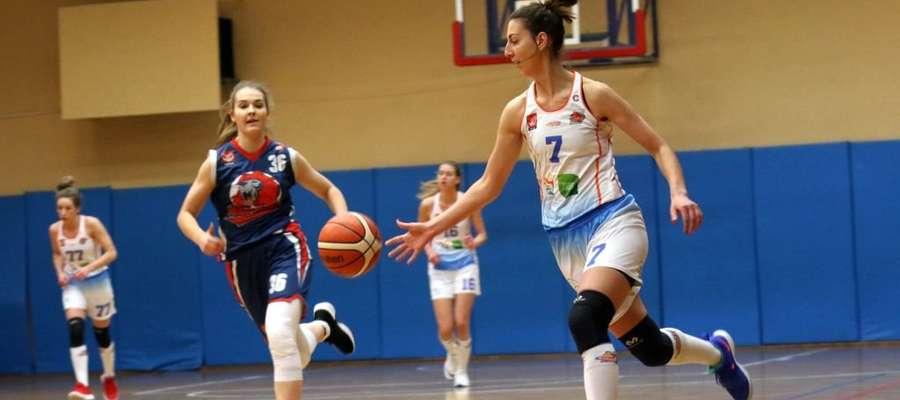 Joanna Markiewicz rzuciła w Warszawie 28 punktów