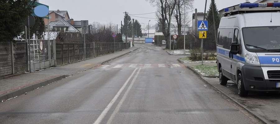 16-latek z obrażeniami ciała trafił do szpitala w Działdowie