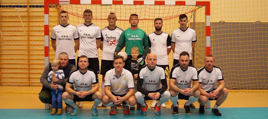 Ekipa MZL Głowala Mrągowo zdobyła 22 bramki