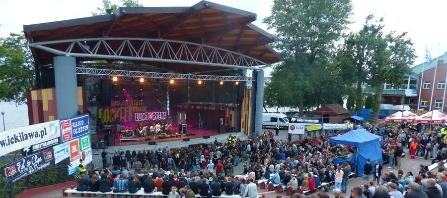 Festiwal miałby odbyć się między innymi w iławskim amfiteatrze