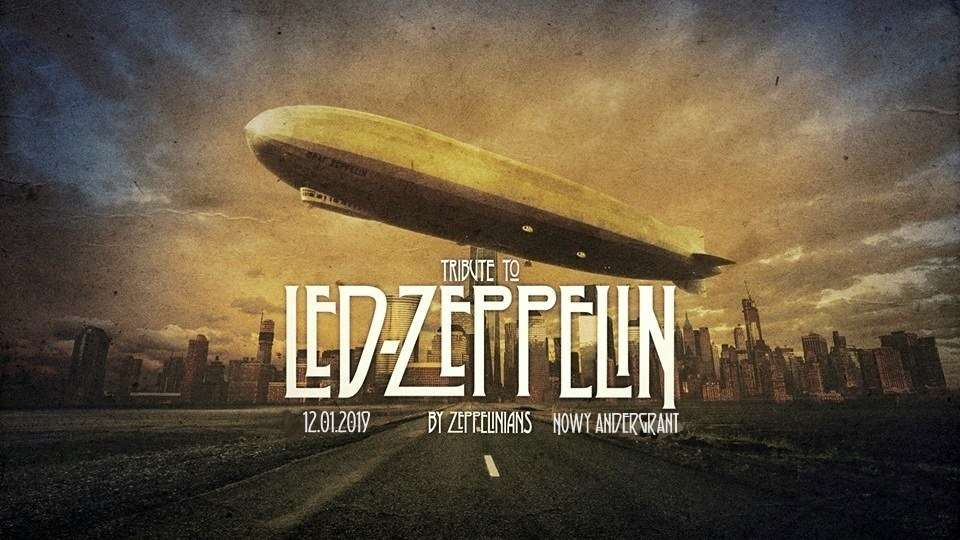 Koncert Zeppelinians w Olsztynie - full image