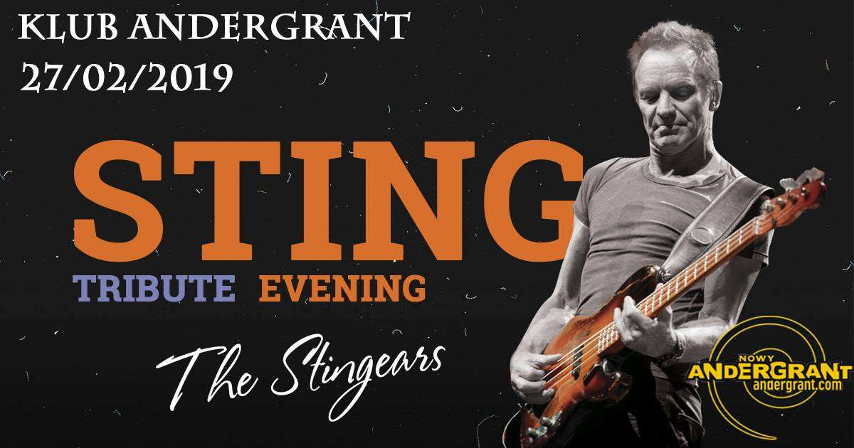 Sting Tribute Show - full image
