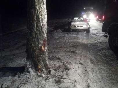 Wypadek na trasie Lidzbark Warmiński — Wozławki