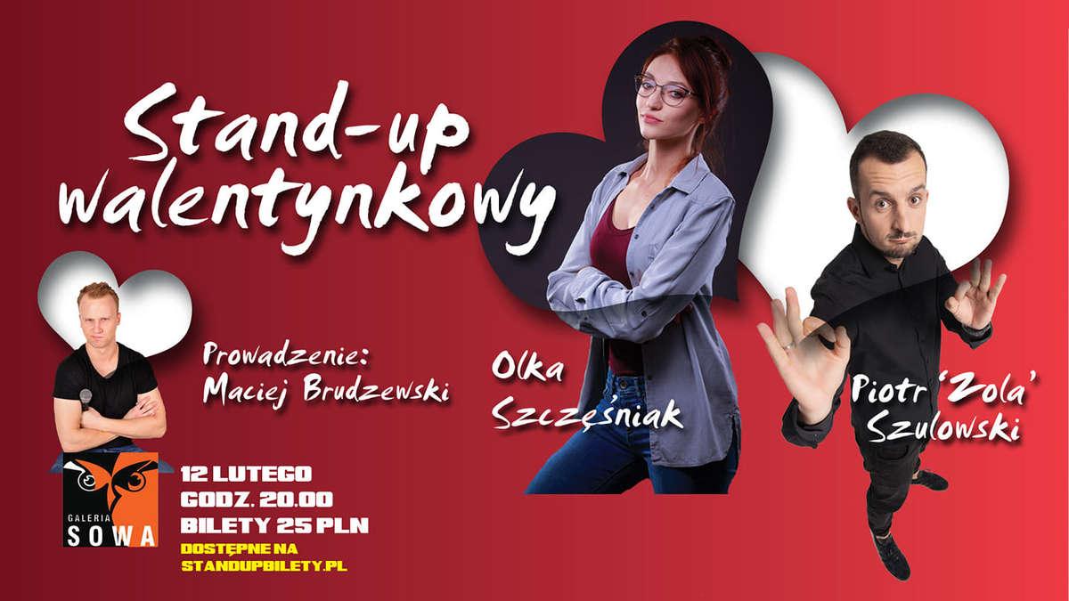 Olsztyn kocha stand-up: Szczęśniak x Szulowski x Brudzewski - full image