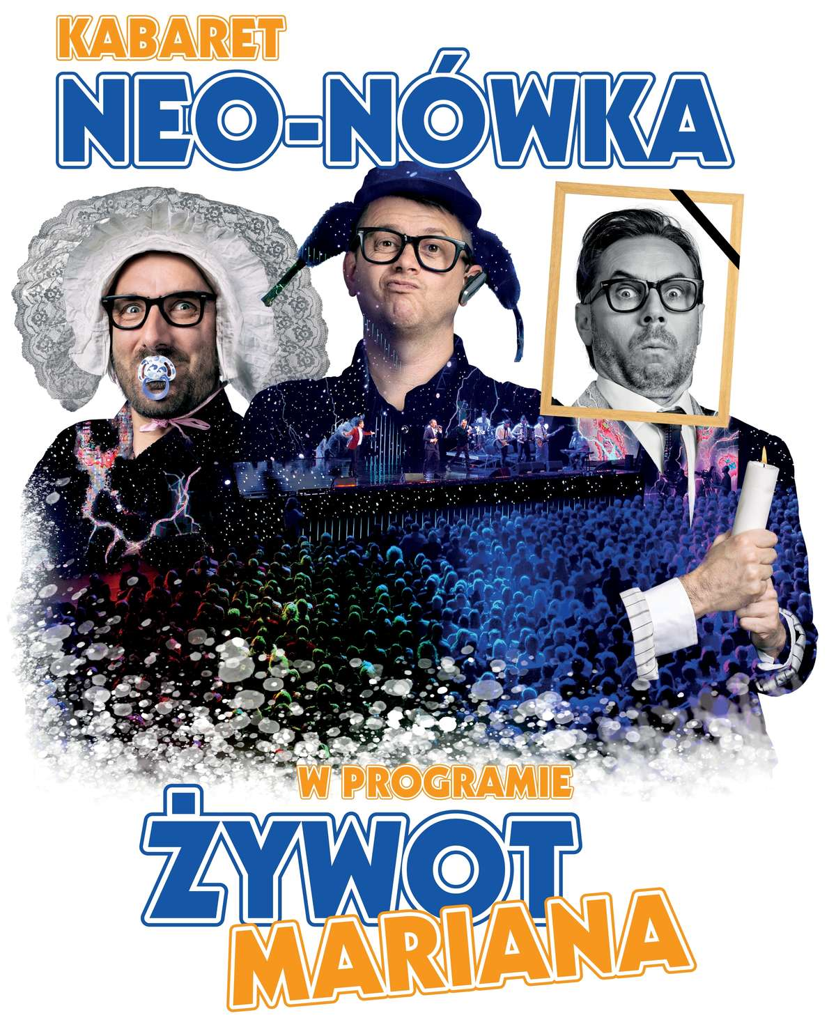 """""""Żywot Mariana"""" - najnowsze dzieło Kabaretu Neo-Nówka!  - full image"""