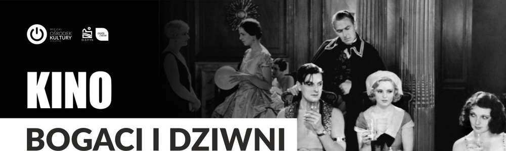 Bogaci i dziwni w reżyserii Alfreda Hitchcocka