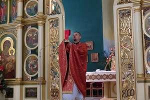 W olsztyńskiej Cerkwi Pokrowy Matki Bożej uczczono Rizdwo Chrystowe [ZDJĘCIA]