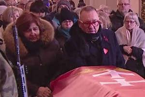 Jurek Owsiak pożegnał prezydenta Gdańska Pawła Adamowicza