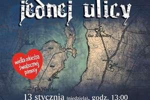 """WOŚP 2019: Wycieczka """"Historia jednej ulicy"""" w niedzielę 13 stycznia"""