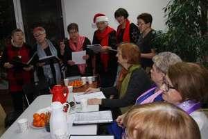Spotkanie noworoczne w Stowarzyszeniu Promyk