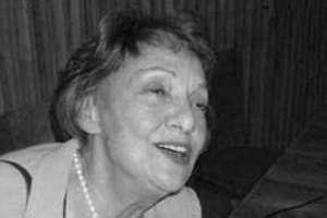 Zmarła Irena Dziedzic