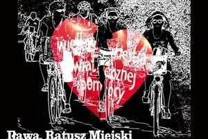 Iławscy rowerzyści przeciwko nienawiści