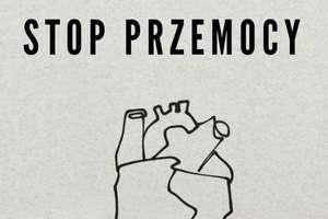 Stop przemocy. Spotkanie przy krzyżu na cmentarzu w Bartoszycach