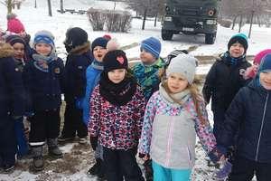 Bezpieczny przedszkolak, czyli Bezpieczne ferie 2019 w Przedszkolu Publicznym nr 2