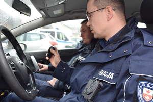 Policyjne kamery łagodzą obyczaje. Są już w Elblągu, kiedy trafią do Olsztyna?