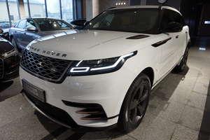 Range Rover VELAR – SUV spod znaku Jej Królewskiej Mości