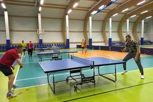 Zakończyła się pierwsza runda amatorskiej ligi tenisa stołowego w Bartoszycach