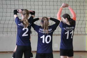 Olimp walczył, ale na ćwierćfinale mistrzostw Polski młodziczek się skończyło