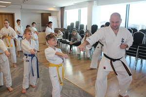 Obóz karateków w Polańczyku: trochę zabawy i rekreacji oraz solidna dawka treningów