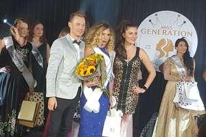 Gosia z Braniewa z tytułem Miss Popularności