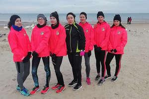Przebiegną nad morzem blisko 150 kilometrów i wrócą do Ostródy