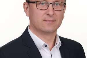 fot.6 Piotr Rakoczy, wójt gminy Janowiec Kościelny