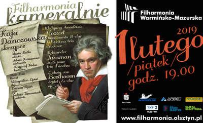 Koncert z cyklu filharmonia-kameralnie