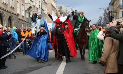 Orszak Trzech Króli przejdzie ulicami Olsztyna