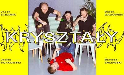 Kryształy: Stramik / Gadowski / Borkowski / Zalewski w Olsztynie
