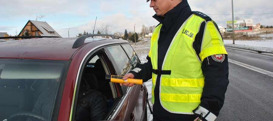 Działdowska policja skontrolowała 120 kierowców