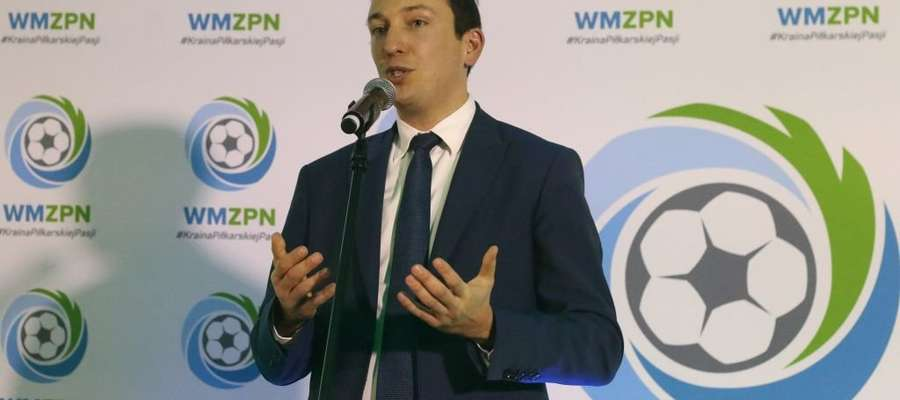 Marek Łukiewski, prezes WMZPN