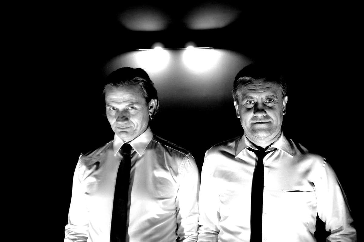 Przemysław Wasilkowski i Marcin Kiszluk - full image