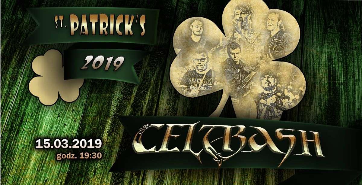 Koncert Celtbash - St. Patrick's 2019 - full image