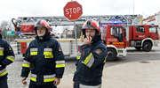 Alarm bombowy w Urzędzie Miejskim w Elblągu [zdjęcia]