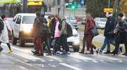 Trwają działania ,,Niechronieni uczestnicy ruchu drogowego''