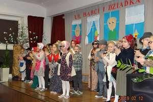 Przedszkolaki dla Babć i Dziadków