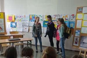 Dzień Bezpiecznego Internetu w szkole w Sokolicy