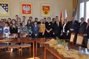 Młodzież  z Donskoje i Nowego Miasta uczestniczy w transgranicznym programie Związani Wodą...