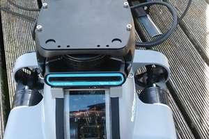 Robot do prac podwodnych dla specjalistycznej grupy ratownictwa wodno- nurkowego