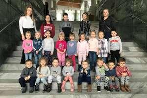 Dzieci z Przedszkola Niepublicznego Słoneczko z wizytą w Operze i Filharmonii Podlaskiej