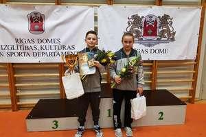 Artur Gromek wygrał turniej w Rydze